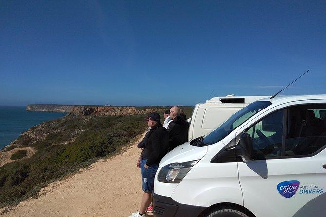 Enjoy The Algarve: Visit Lagos & Sagres & Silves ( Full Day Private Tour ), Albufeira, PORTUGAL