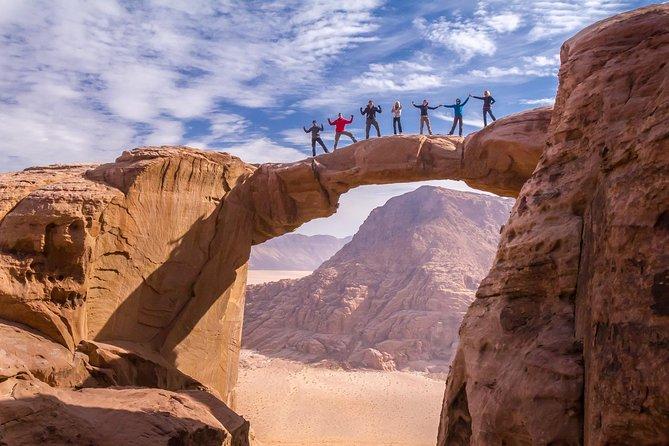 Petra and Wadi Rum: two days, one night, ,
