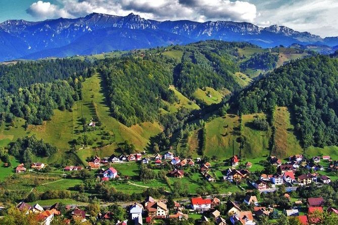 4-Day Private Tour in Transylvania from Bucharest, Bucarest, RUMANIA