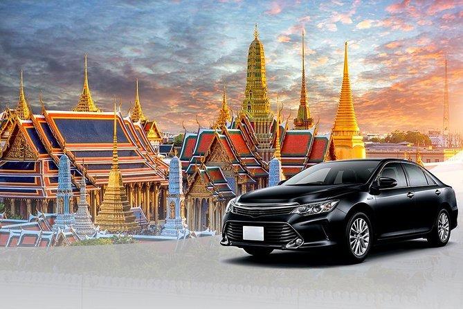 Traslado privado de salida: hotel al aeropuerto de Bangkok, Pattaya, TAILANDIA