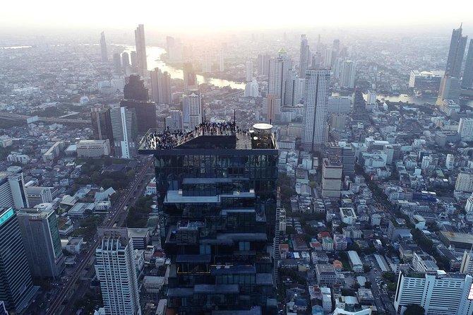 MÁS FOTOS, Entrada al Mahanakhon SKY WALK - Mirador más alto de Bangkok