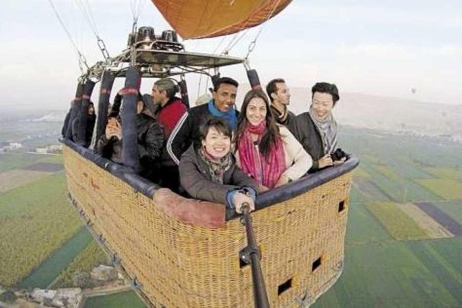 4 nights on 5 stars cruise luxor&Aswan tours&hot air balloon from Cairo by plane, Guiza, EGIPTO