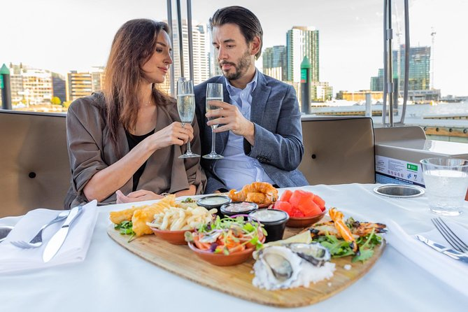 Indulge and enjoy a private lunch cruise on Melbourne's spectacular Yarra River for you and your partner. This is a private cruise for two only.