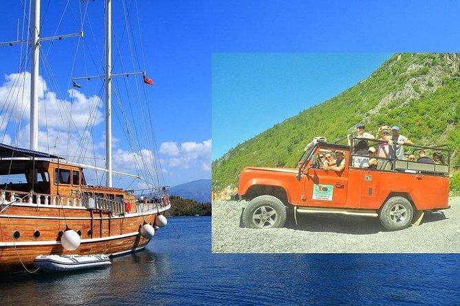 MÁS FOTOS, 2 in 1: Jeep Safari + Boat Trip with lunch