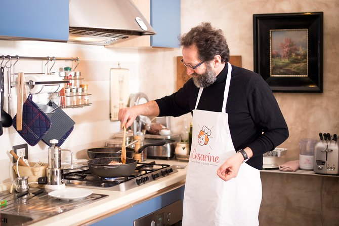 Dining experience at a local's home in Aosta with show cooking, Aosta, ITALIA