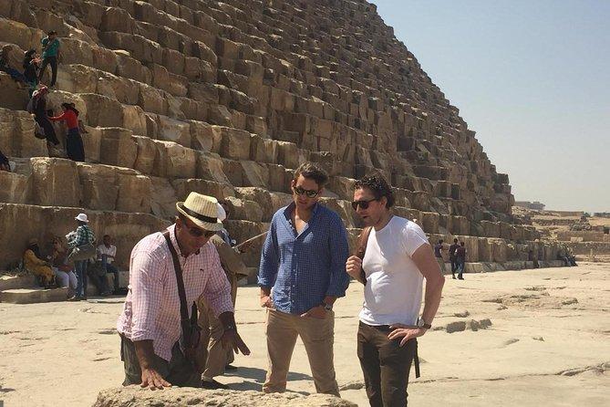MÁS FOTOS, Private Half-Day Trip to Giza Pyramids with Camel Ride