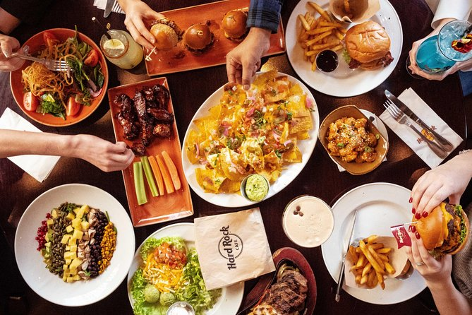 Hard Rock Cafe Madrid Including Meal, Madrid, ESPAÑA