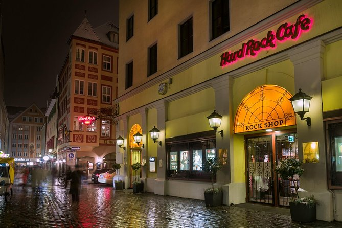 Hard Rock Cafe Munich Including Meal, Munich, GERMANY