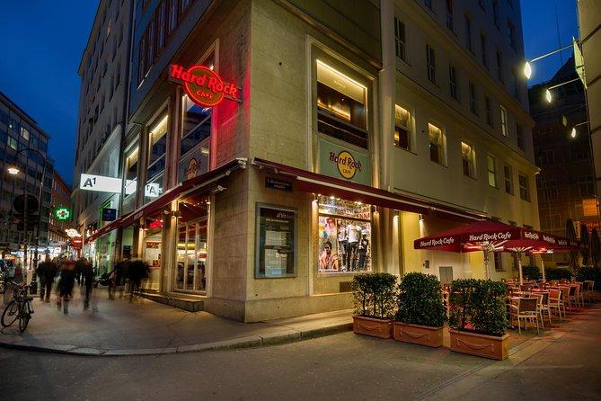 MÁS FOTOS, Evite las colas: Hard Rock Café de Viena con comida