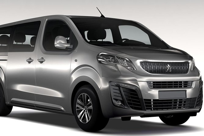 Arrival Private Transfer from Lourdes Airport TLP to Lourdes City by Minivan, Lourdes, FRANCIA