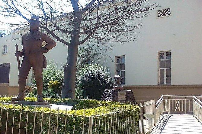 Livingstone Town Tour -David Livingstone 's Story, Cataratas Victoria, ZIMBABUE