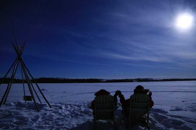 Yellowknife 3 Nights Aurora Viewing Tour Package, Yellowknife, CANADA