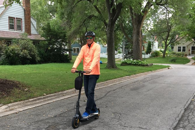 Electric Scooter Guided Glide – Green Bay, Green Bay, WI, ESTADOS UNIDOS