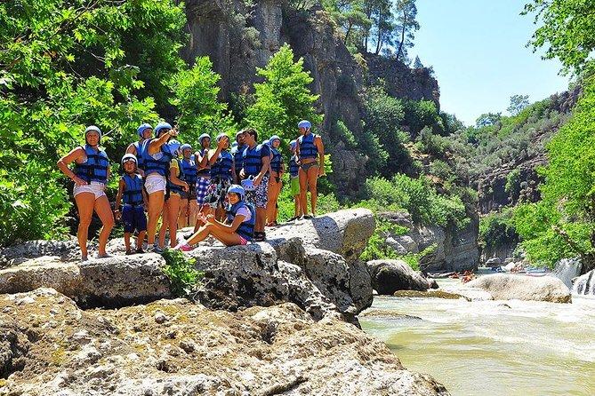 MÁS FOTOS, Tazı Canyon + Köprülü Canyon Rafting + Jeep Safari
