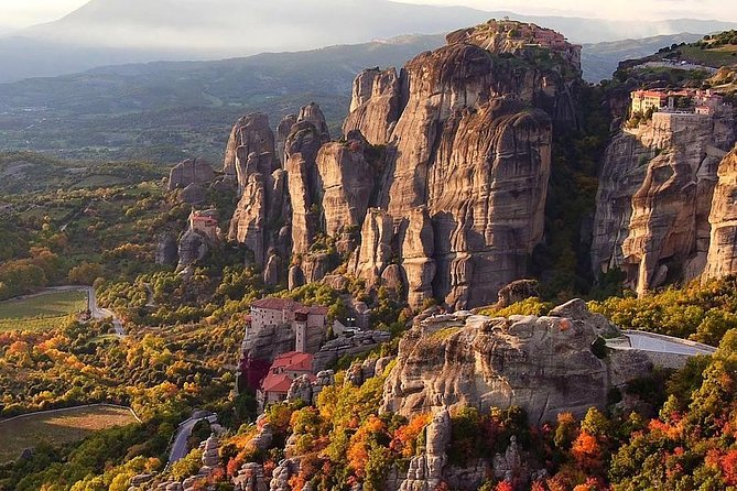Volos- Monasteries of Meteora and Kalambaka // Shore excursion, Volos, GRECIA