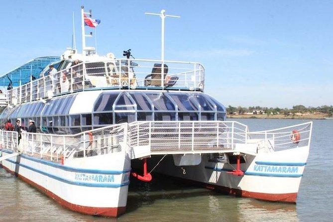 Private city tour in Asuncion + Boat Navigation, ,