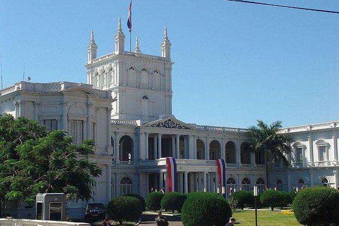 Cultural City 3 Hour Tour in Asuncion by Bus, ,