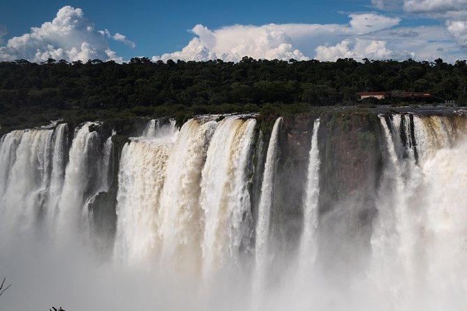 Iguazu Falls from Asuncion. Full day tour, ,