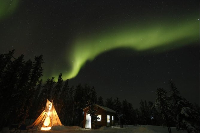 Private Aurora Viewing Experience, Yellowknife, CANADA