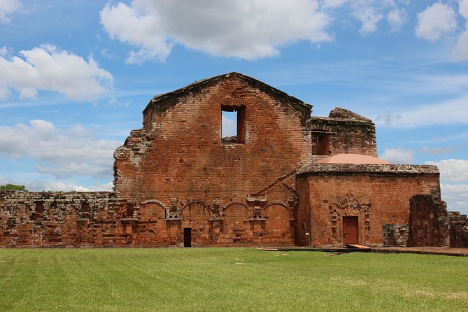 Full-Day Tour Visit to Jesuit Reductions in Asuncion, ,