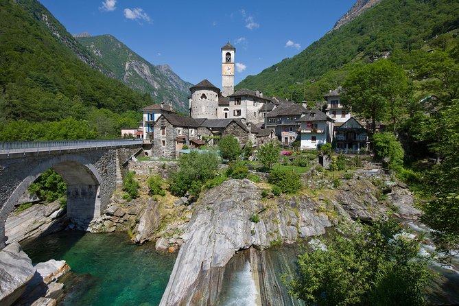 MÁS FOTOS, Valle Verzasca: Ascona 007 Dam & Crystal Waters Swimming