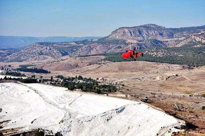 Our guest wıll have a chance to take amazıng wiev of Pamukkale and Hıreapolıs<br>They feel lıke a bird<br>