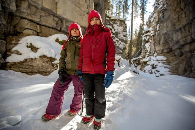 Maligne Canyon Ice Walk, Jasper, CANADA