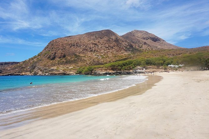 Get your self-involved with local people in this full day Santiago Island tour. Move around Santiago Island in a public bus live a day like locals and get to know some highlights of the island, Take traditional breakfast local family, experience the daily life of Cape Verdean people, Visit the most Famous Market of Cape Verde and relax in the most beautiful beach of Santiago Island. <br><br>