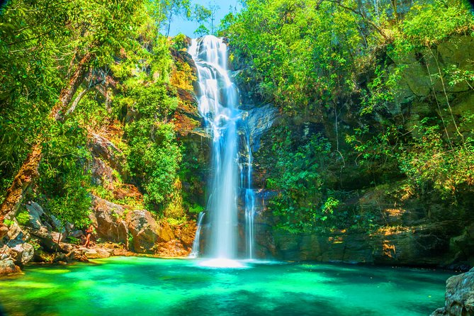 This trip will take you to a very special place in Brazil – the land of waterfalls. You will swim in clear natural pools and bask in nature. As the chapada is located close to Brasília, we recommend that you also take in the architectural masterpieces of the capital. The trip is designed for travellers who like hiking, but there is a good pace offering both walking and relaxation. The waterfalls are usually hidden at the end of the trails, so one can always take a dip in the fresh relaxing waters. Chapada dos Veadeiros is good to visit year round. In June there is an amazing festival called Encontro de Culturas which we highly recommend.