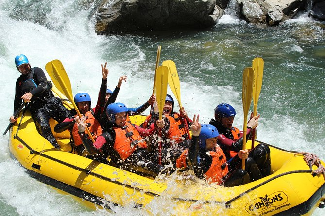Don't miss one of Japan's best whitewater rafting experiences, with more than 7.5 miles (12 km) of Class III to IV rapids. This half-day rafting tour in Minakami is a continuous roller-coaster of whitewater action, plus the scenic canyon sections of Momiji Canyon, Minakami Canyon, and Suwa Canyon. It's most active in the spring; the summer tour is a mellower experience with less challenging rapids but still plenty of fun both in and out of the boat.