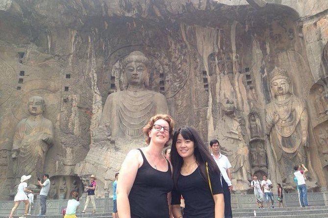 Mini Group: Guided Walking Tour of Luoyang Longmen Grottoes (4 hours), Luoyang, CHINA