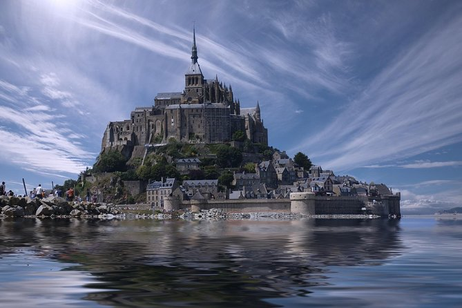 Private 9-hour tour to Mont St-Michel from Le Havre with private driver/guide, El Havre, França