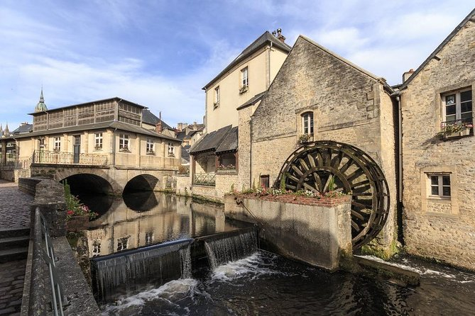 Private 8-hour tour to Bayeux & Caen from Le Havre cruise port with driver/guide, El Havre, FRANCIA