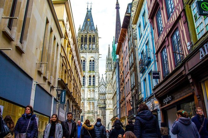 Private 8/9-hour tour to Rouen & Giverny (Monet) from Le Havre with driver/guide, El Havre, FRANCIA