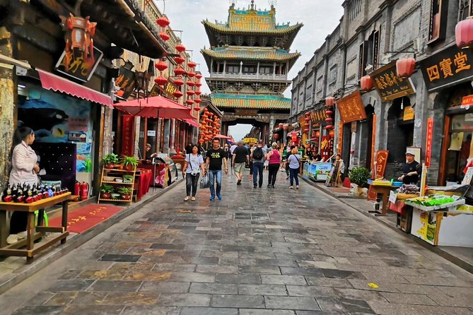 Visit highlights of Pingyao including City Wall of Pingyao, traditional Ming-Qing Street,Temple of City God, Ri Sheng Chang Exchange Shop,Shuanglin Monastery,Wang Family's Compound and Zhangbi Ancient Fortress with this 2 days private tour from Pingyao.<br>You will be picked up and dropped off at the Pingyao hotel/train station.