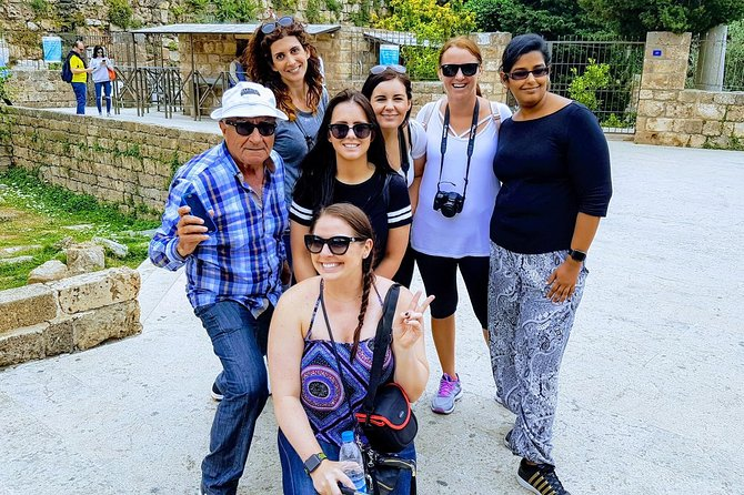Small Group Tour with lunch - Jeita Grotto, Byblos & Harissa, Beirut, LIBANO