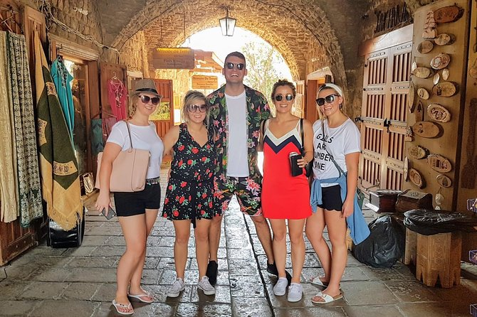 Small-Group Tour with Lunch to Jeita Grotto, Byblos and Harissa, Beirut, Líbano