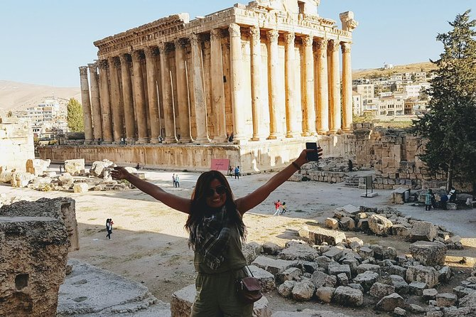 Half-Day Private Tour to Baalbek With Wine Tasting and Lunch Included, Beirut, Lebanon