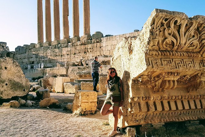 Half-Day Private Tour to Baalbek With Wine Tasting and Lunch Included, Beirut, Líbano
