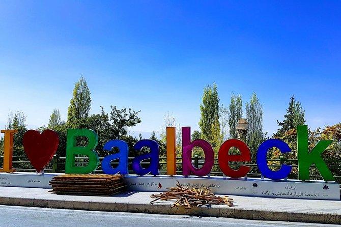 Small Group Tour with lunch - Baalbek, Anjar & Ksara, Beirut, Líbano