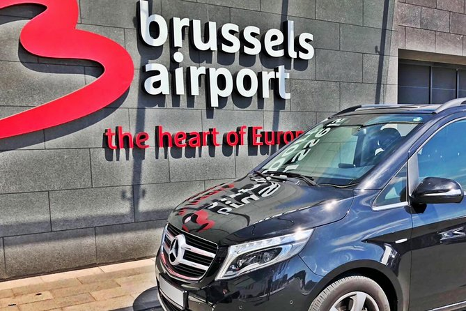 Book your Airport Transfer from Brussels Airport Zaventem to Brussels City Center.<br><br>Car:Mercedes V Class 7 pax<br><br>60mn waiting time for Airport Transfers,15mn waiting time for all others Pickups