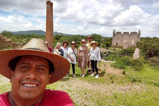 MÁS FOTOS, The mining town Pozos