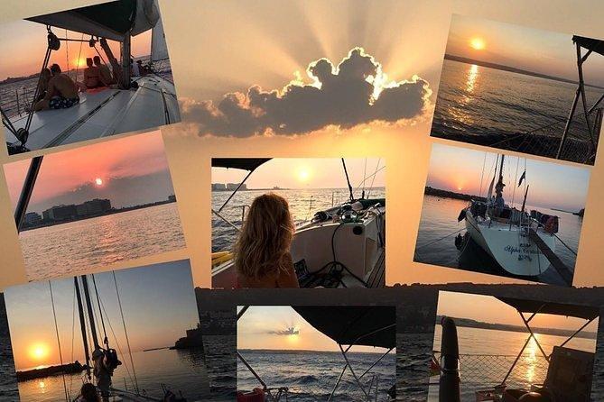 Sunset trip to Kallithea Springs-Rhodes City, Rhodes, Greece