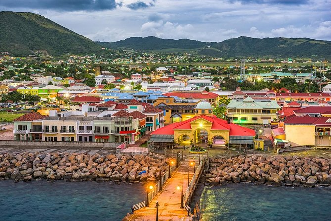 Experience a Taste of St. Kitts/Nevis Island Life.<br><br>Activity Level: This tour requires average physical activity. You should be in good health, able to climb stairs, walk reasonable distances, and over uneven ground and cobblestoned paths or streets.