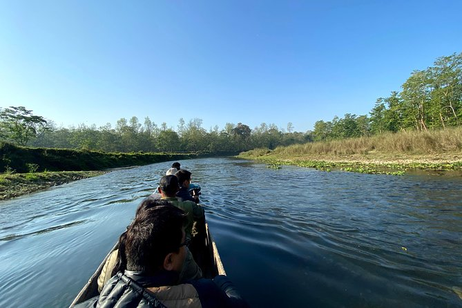 Best things to do in Chitwan National park, as it give you satisfaction by it's nature and seeing various wild birds, crocodile and many more.