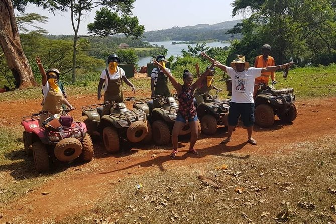 One Day Quad Biking Adventure Tour in Jinja, Jinja, UGANDA