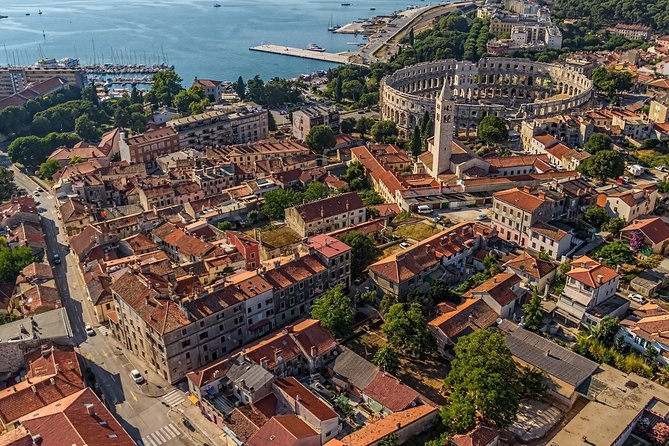 Pula • Gay Friendly Tour & Old Town's Secrets<br> • Gay or Lesbian Friendly Tour Guide and/or Driver <br> • Every Entrance Fee or Tasting described in the program