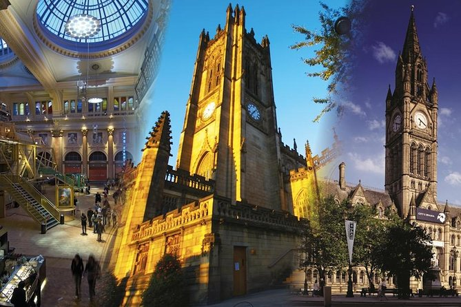 Discover Manchester is the OFFICIAL daily Manchester walking tour and is operated by fully qualified, professional and insured Tour Guides.