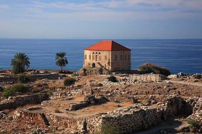 Jeita Grotto, Harissa & Byblos - Day Tour, Beirut, LIBANO