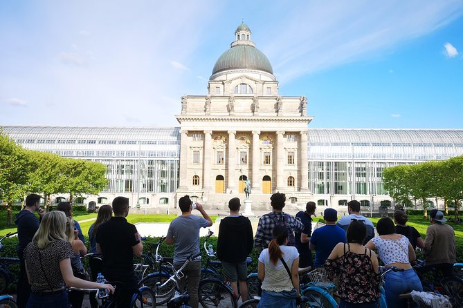Munich Sightseeing Bike Tour, Munique, Alemanha